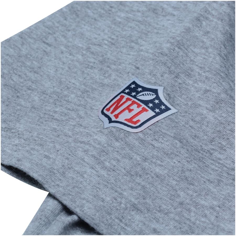 Camiseta New Era Logo NFL - Masculina 52b5fb4d7d453