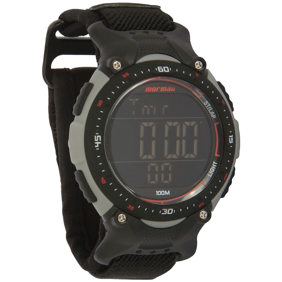 246a98db26310 Relógio Masculino Digital Mormaii YP16334