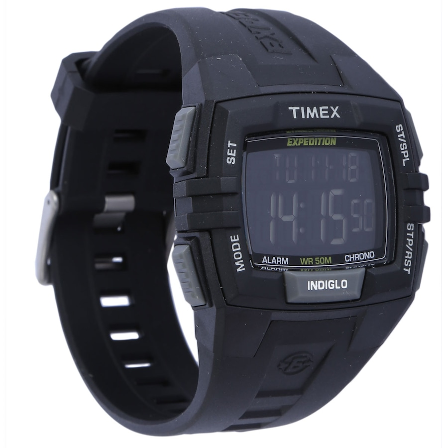 a77468523bb Relógio Masculino Digital Timex T49900WKL
