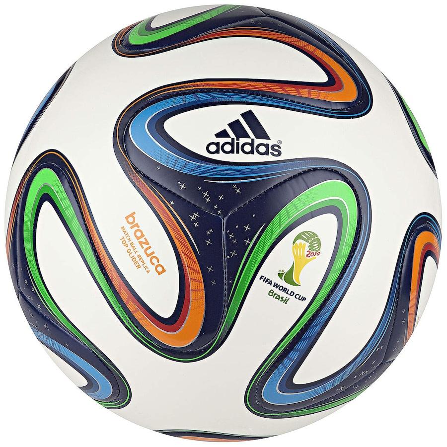 04d02d7279527 Bola da Copa 2014 Adidas Brazuca WC14 Glider 121