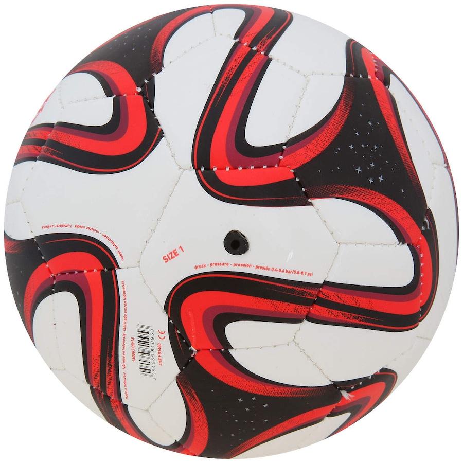 Bola da Copa 2014 Adidas Brazuca Flamengo Infantil b0039e649226d