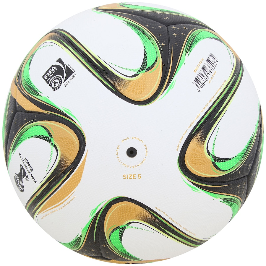 ac727dc382 Bola Brazuca Oficial Final Rio Copa do Mundo da FIFA 2014