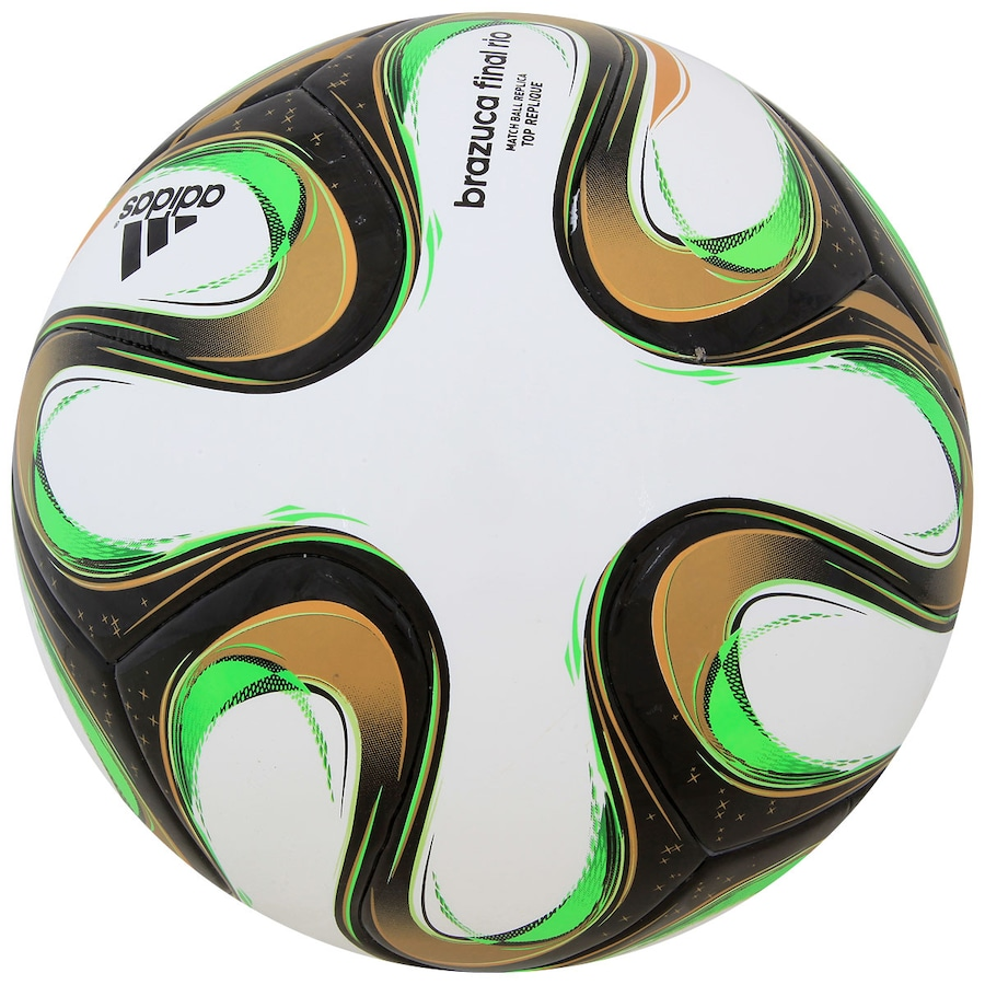 ... Bola Brazuca Top Replique Final Rio Copa do Mundo da FIFA 2014™ ... d846ea49aeb2c
