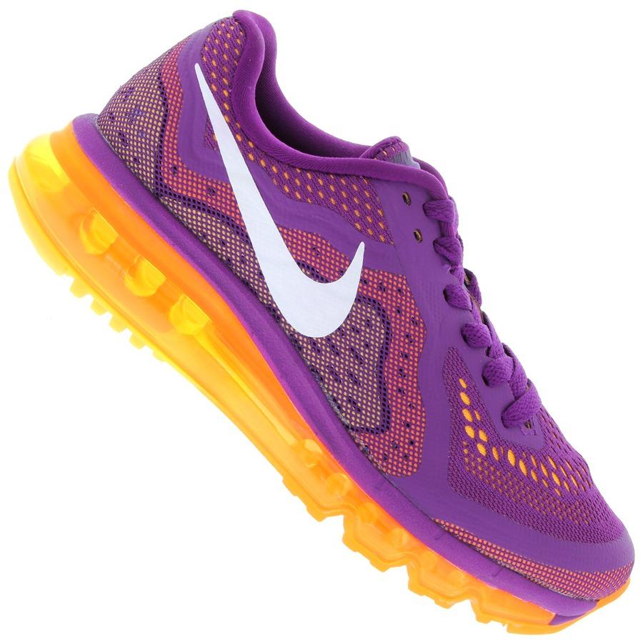 b8a3b19e478 Tênis Nike Air Max 2014 – Feminino