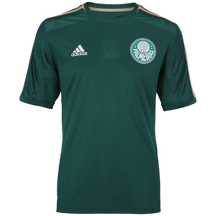 Camisa do Palmeiras I 2014 s nº Adidas c6a3313e55b04