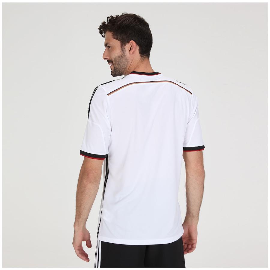 Camisa Adidas Seleção Alemanha I s n 2014 - Torcedor 191103f16e24f