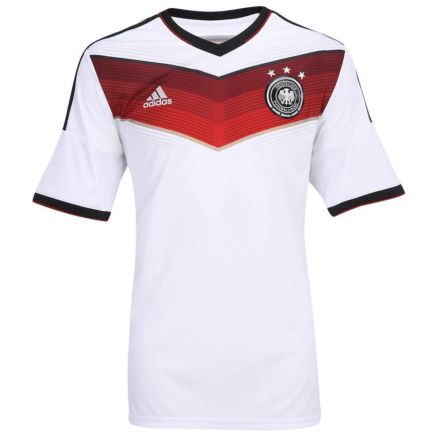 cae00fa28e Camisa Adidas Seleção Alemanha I s n 2014 - Torcedor