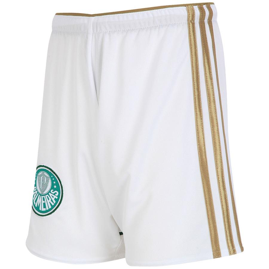 Calção Adidas Palmeiras I 2014 - Infantil ade84d272e5cc