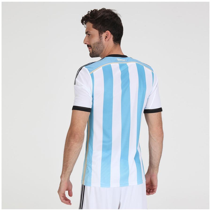 5912a5a09fd60 Camisa Adidas Seleção Argentina I s n 2014 - Jogador