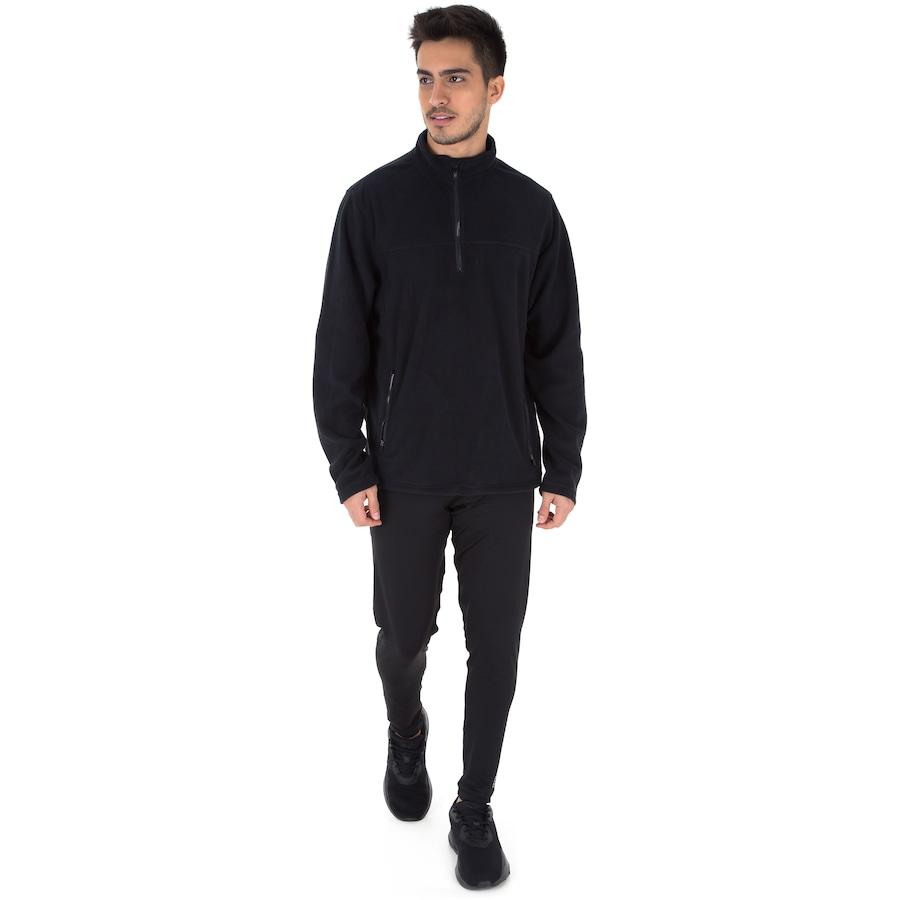 Blusa de Frio Fleece Nord Outdoor Basic - Masculina d1f88f4eeb27b