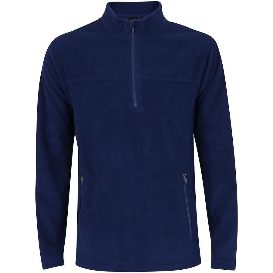 072001049 Blusa de Frio Fleece Nord Outdoor Basic - Masculina. undefined
