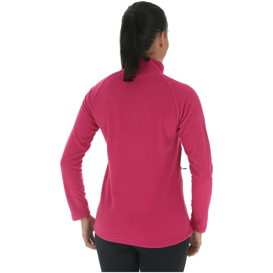 65c1547e46898 Blusa de Frio Fleece Nord Outdoor Basic - Feminina