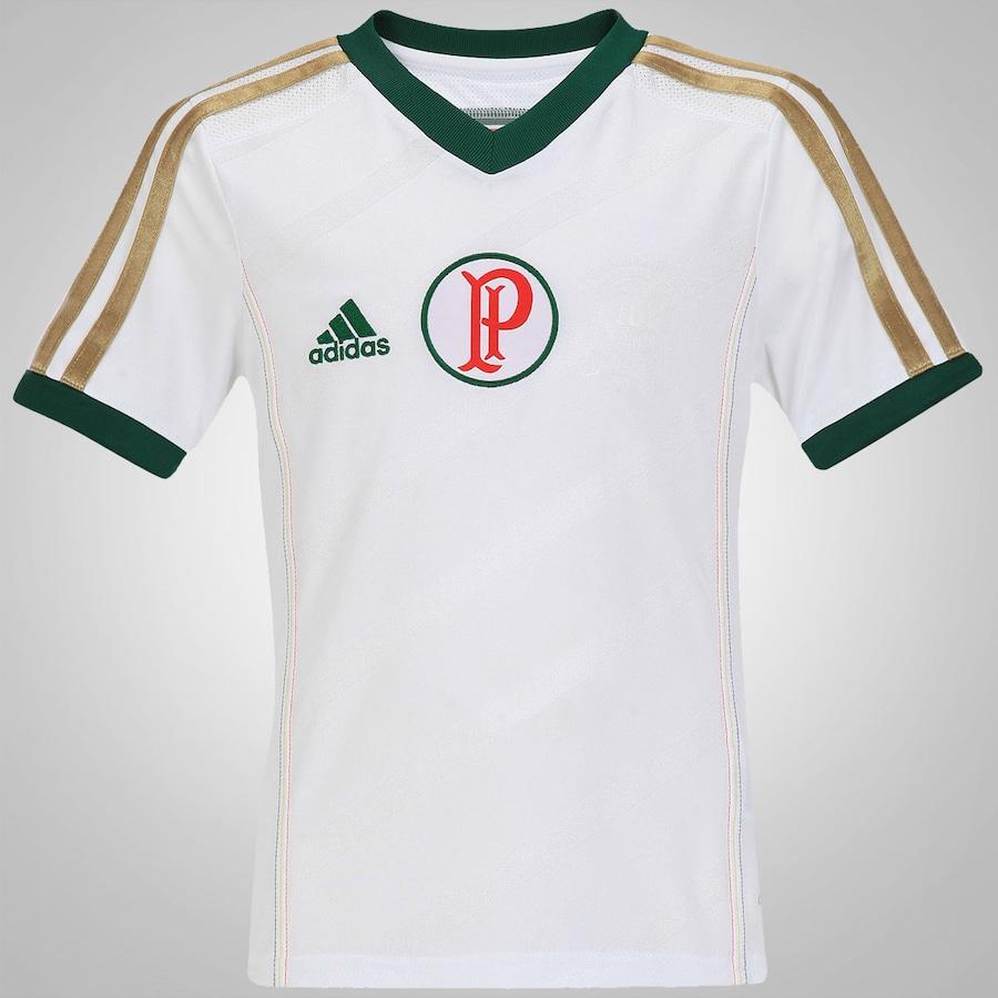 6b80f49299 Camisa Adidas Palmeiras II 2014 - Infantil