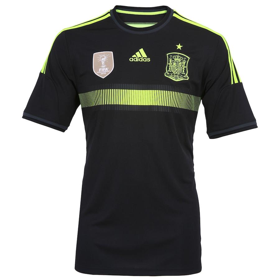 Camisa Adidas Seleção Espanha II s n 2014 - Torcedor efa8a57ff4022