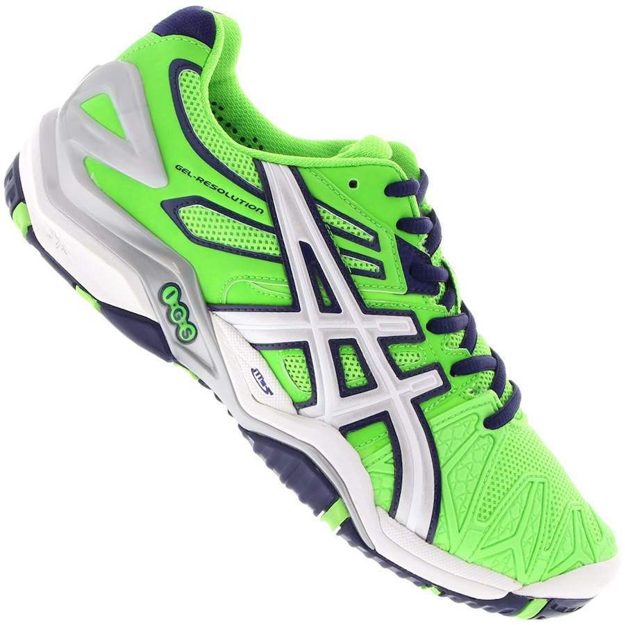 b8dc6059a8fd8 Tênis Asics Gel Resolution 5 E300Y – Masculino