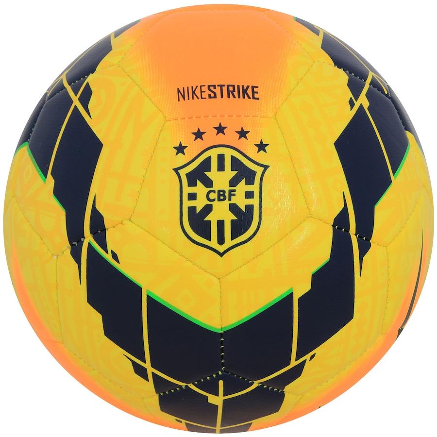 f1751129b3 Bola de Futebol de Campo Nike Strike CBF