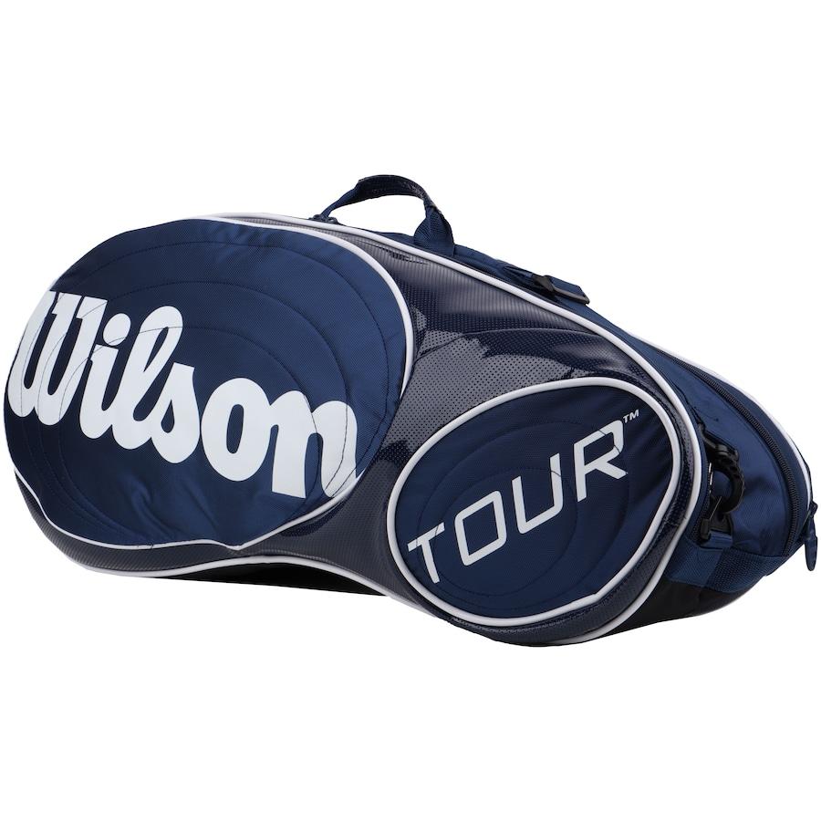 4476f8277 Raqueteira Wilson Esp Tour Six