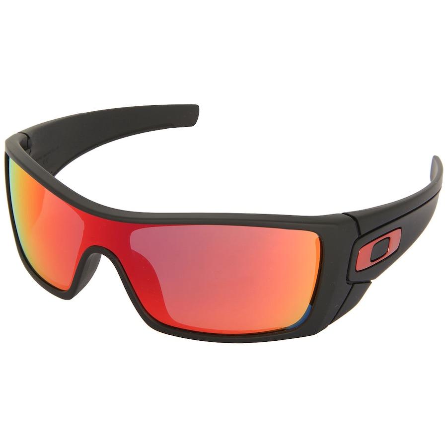 Óculos de Sol Oakley Batwolf Irid OO9101 – Unissex 1611a3e0ff