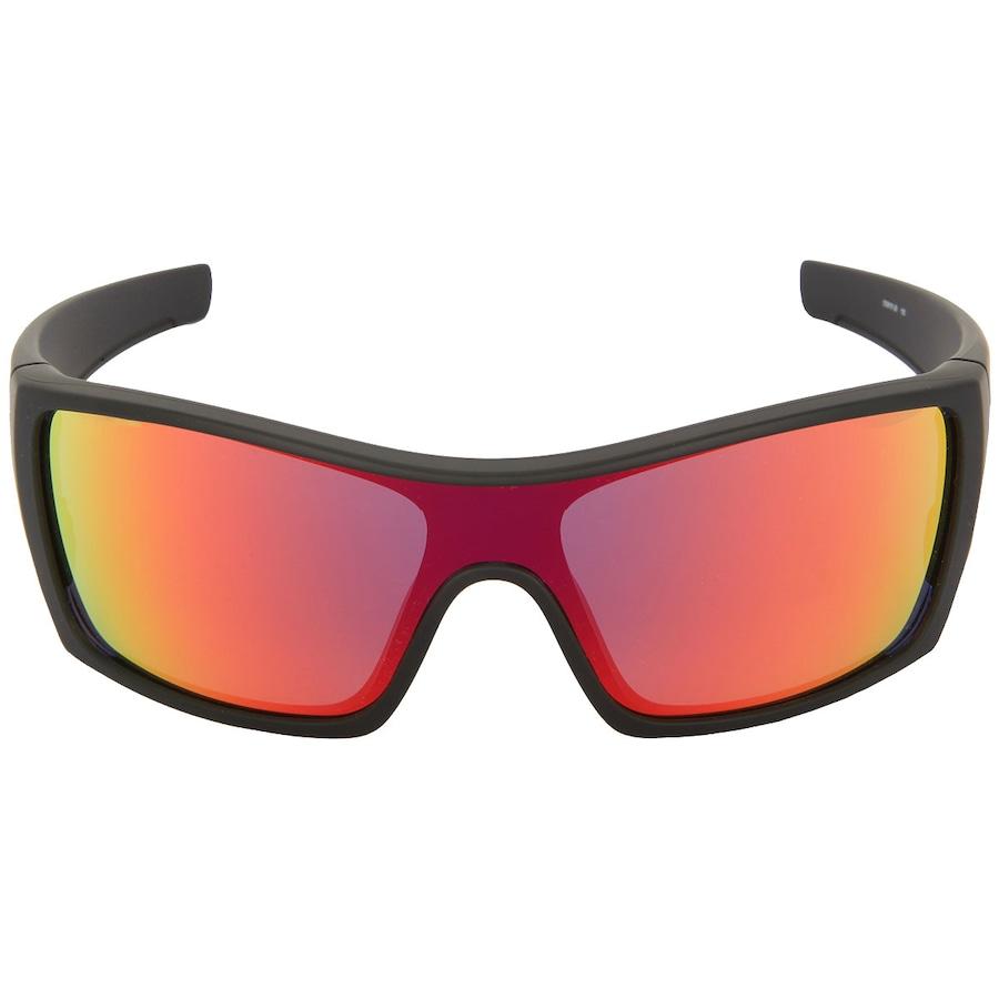 ... Óculos de Sol Oakley Batwolf Irid OO9101 - Unissex ... a544e1a8e4