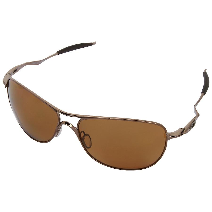 ab79909aa521e Óculos de Sol Oakley Crosshair Polarizada OO4060 - Unissex