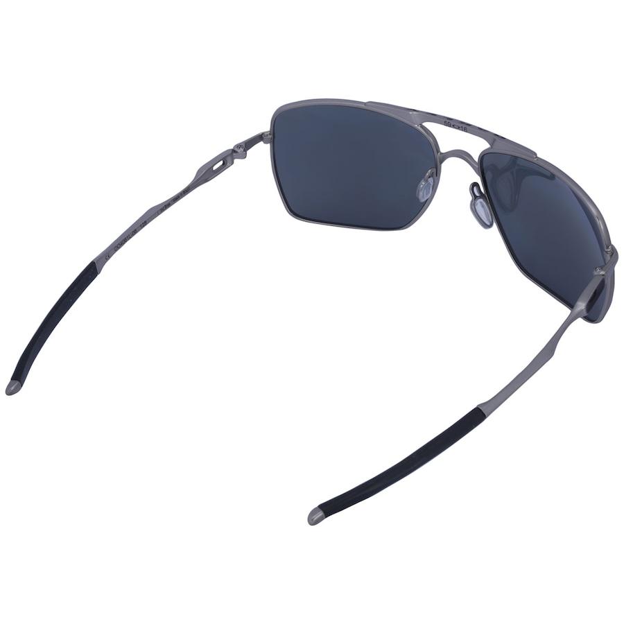 89846042f2a18 Óculos de Sol Oakley Deviation Iridium Polarizado - Unissex