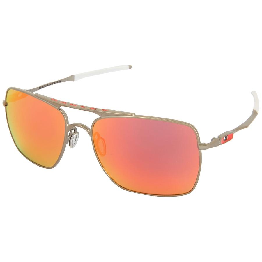 e06092cdfee8d Óculos de Sol Oakley Deviation LG Unissex