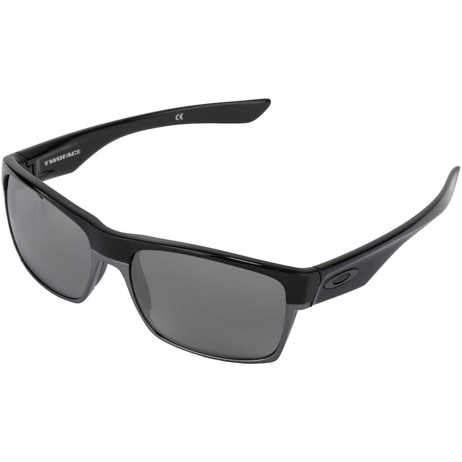 beb209dafe688 Óculos de Sol Oakley Twoface Iridium Polarizado - Unissex
