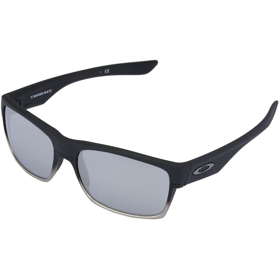 c1c32d38ba83b Óculos de Sol Oakley Twoface Iridium OO9189 - Unissex