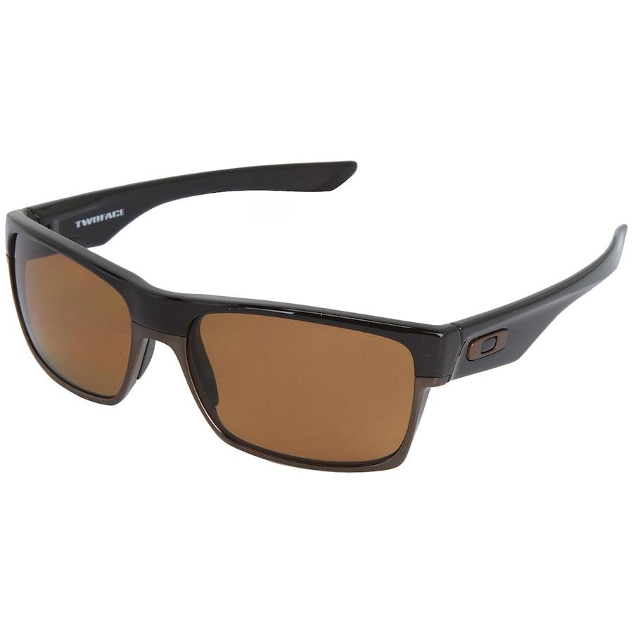 d0a38327998b7 Óculos de Sol Oakley Twoface Polarizado - Unissex