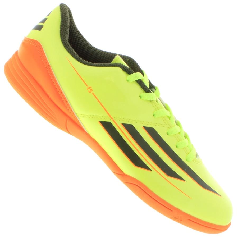 c190aecc8d Chuteira de Futsal adidas F5 IN Ss14