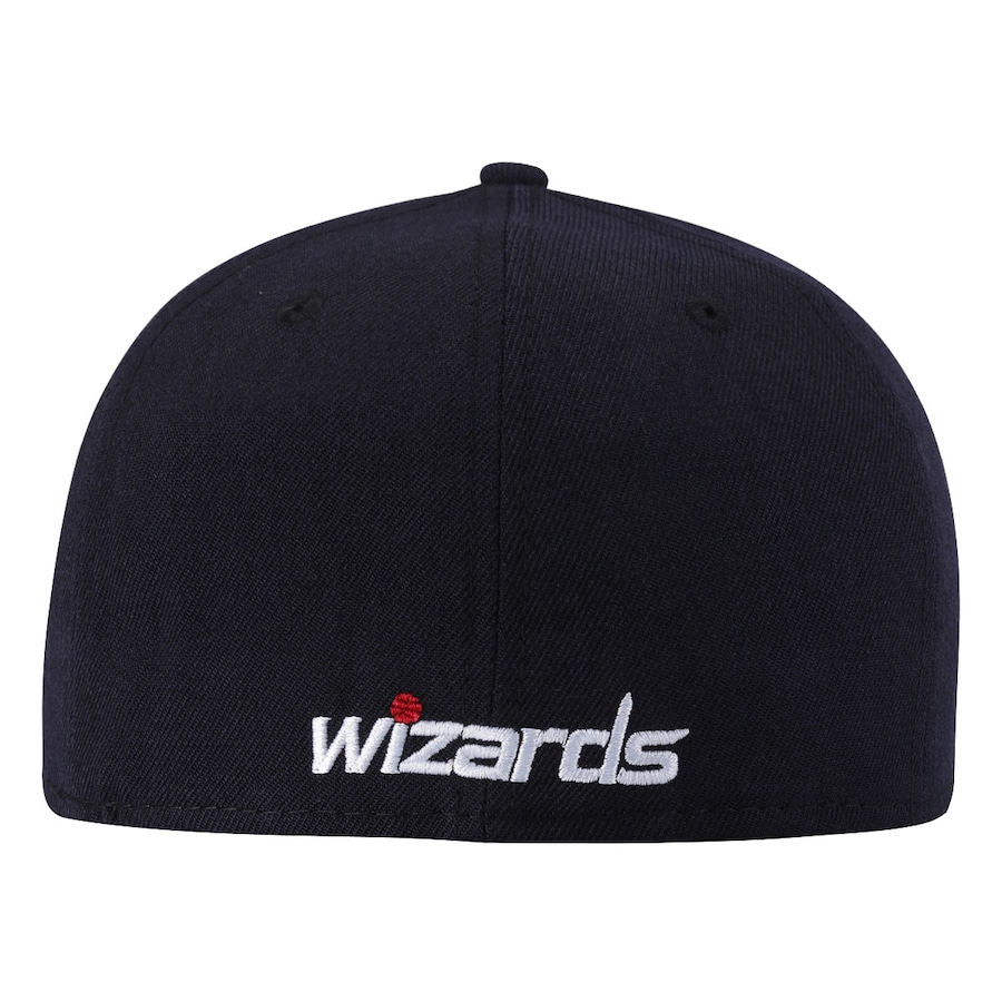 Boné Aba Reta New Era Washington Wizards - Fechado - Adulto 67511d6168