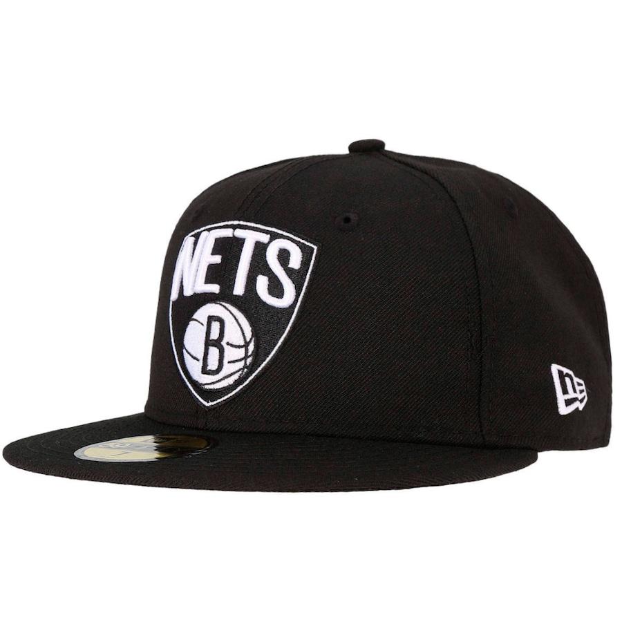 Boné Aba Reta New Era Brooklyn Nets - Fechado - Adulto f9423e95b69