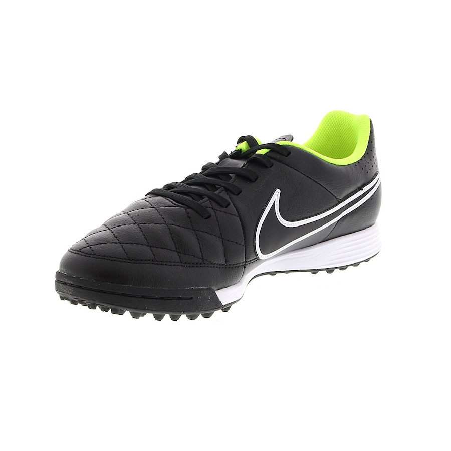 Chuteira Society Nike Tiempo Genio Leather TF 3845fb31b4076