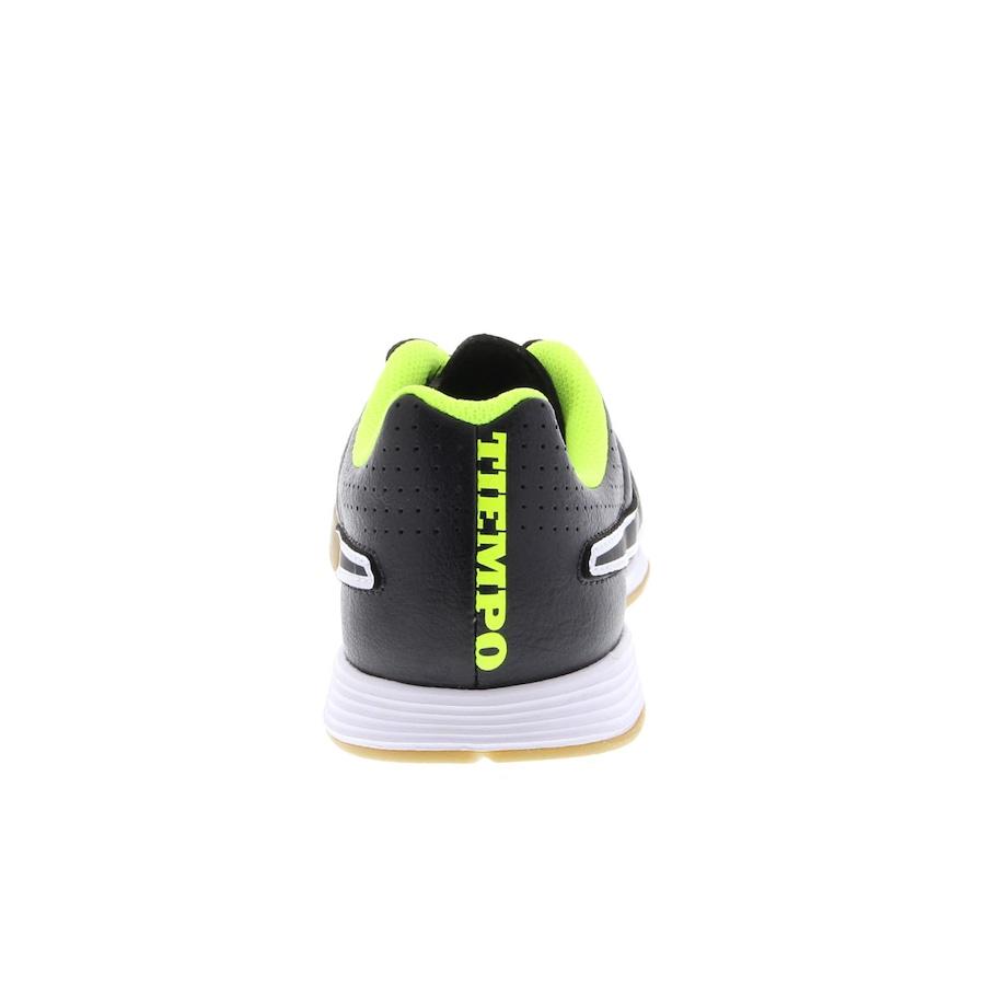 5d6ed7b204 ... Chuteira de Futsal Nike Tiempo Genio Leather IC – Infantil ...