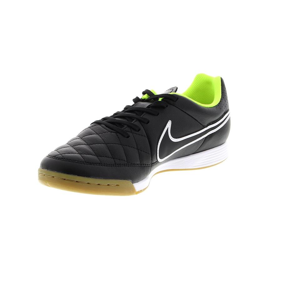 ece2b8fbda Chuteira de Futsal Nike Tiempo Genio Leather IC