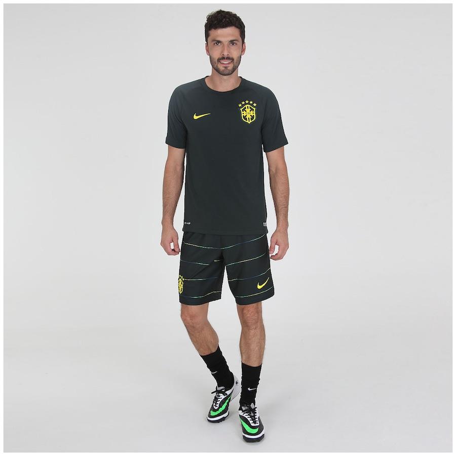 29f9ec5c66 ... Camisa do Brasil Verde Nike Torcedor 2014 s/n - Masculina ...