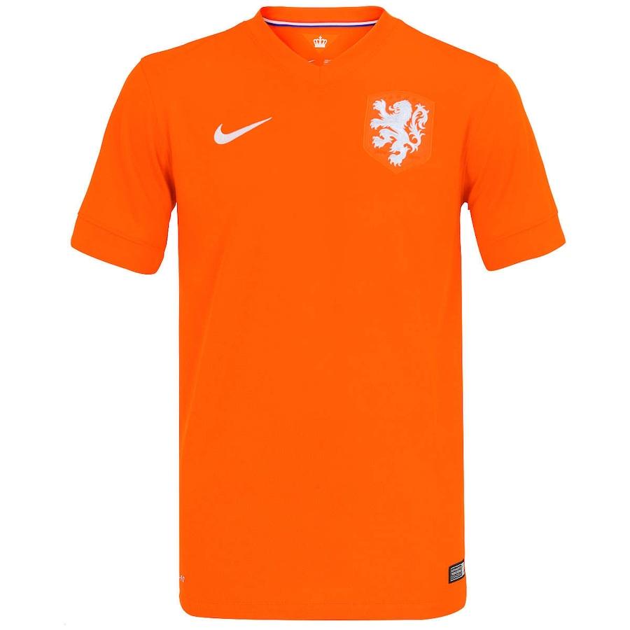 a0da466910fa4 ... Camisa Nike Seleção Holanda I s n 2014 - Torcedor