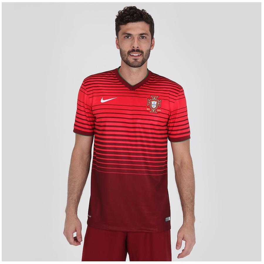 Camisa Nike Portugal I 2014 c751eebca416d