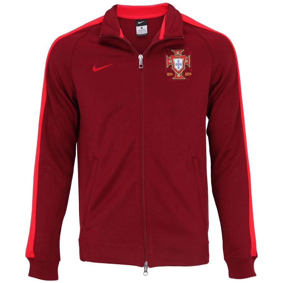 Jaqueta Nike Portugal Authentic N98 TRK – Masculina 894644786dbc3
