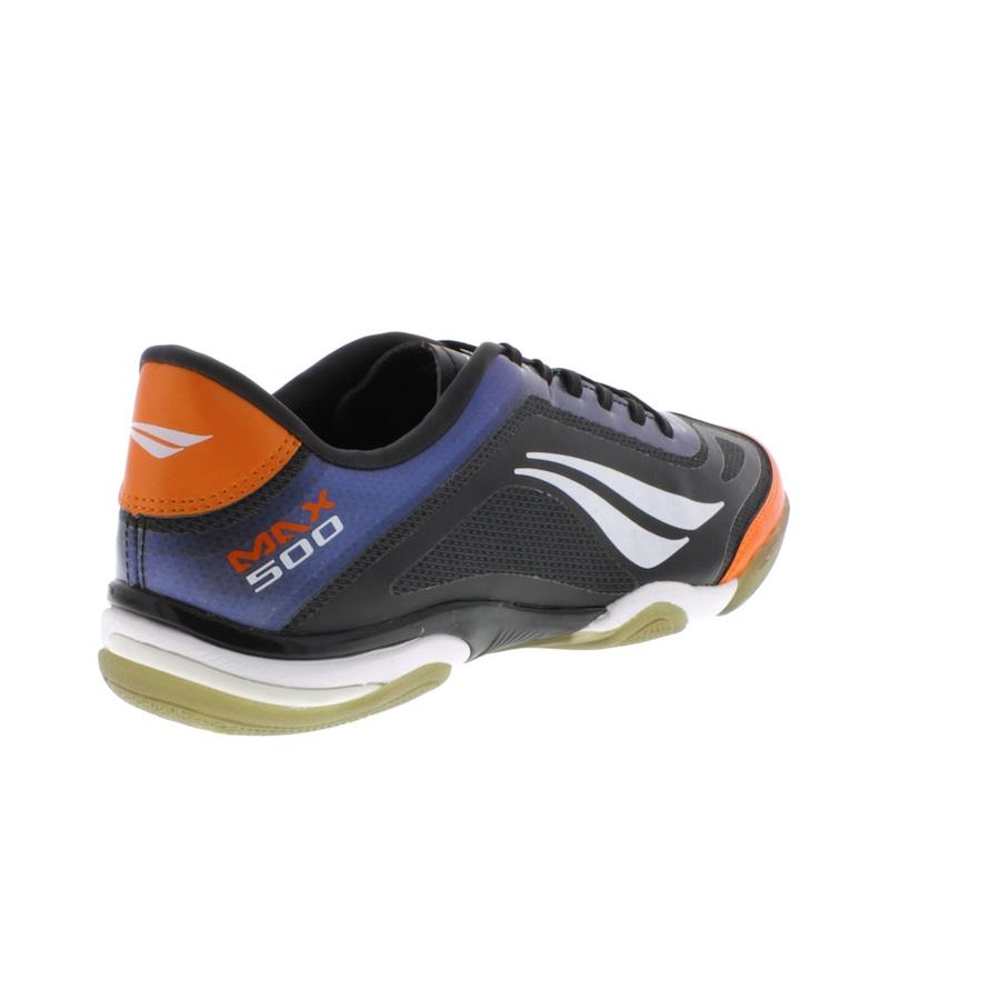 818aac3345 Chuteira Futsal Penalty Max 500T IC - Centauro.com.br