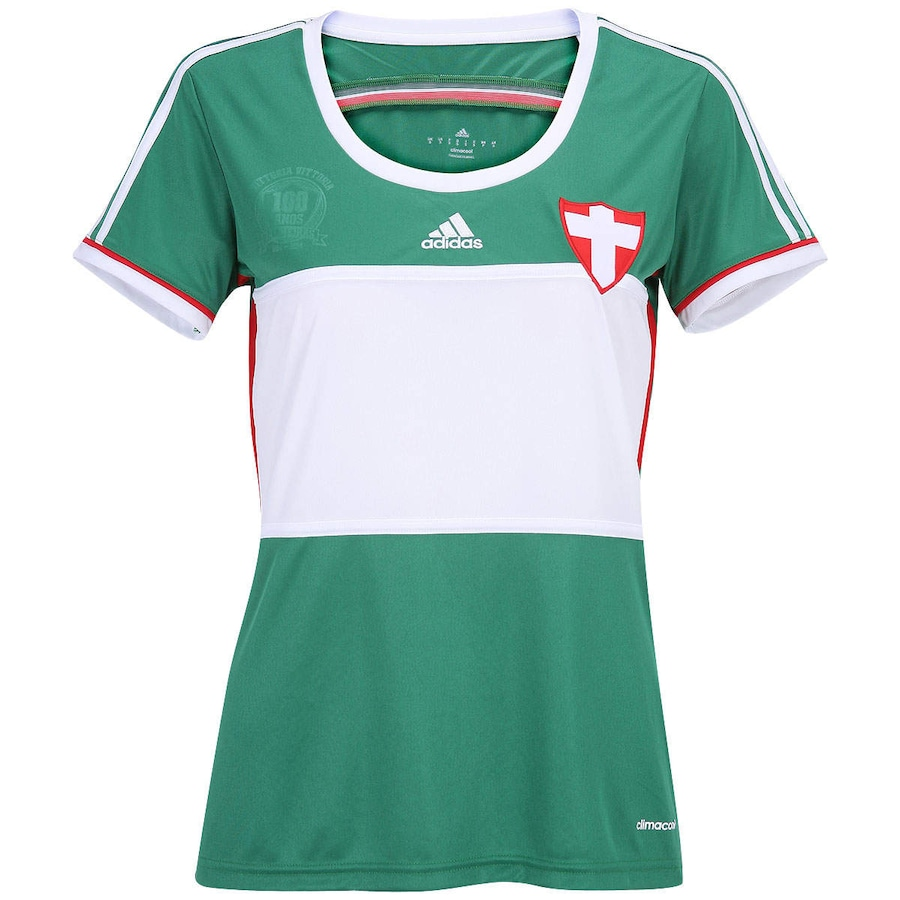 Camisa Adidas Palmeiras Savoia – Feminina ab6e5d3246c1b