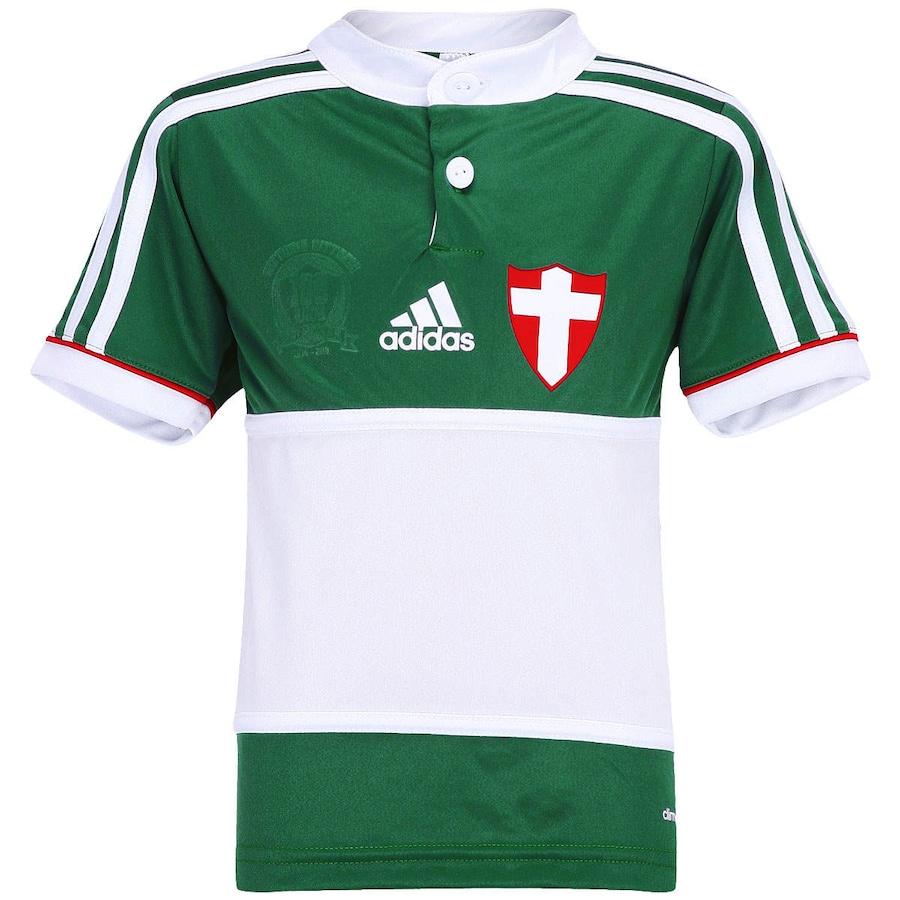 Camisa Adidas Palmeiras Savoia Infantil 3d8470a278375