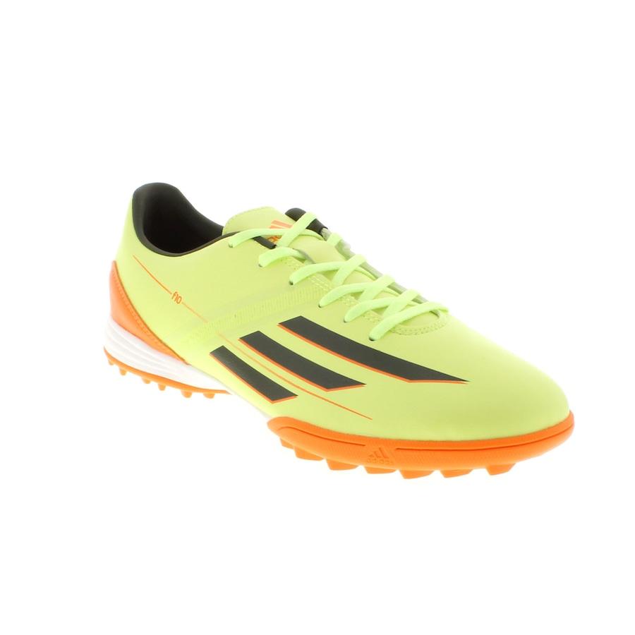 a409a468f5 Chuteira de Futebol Society Adidas F10 TRX TF SS14