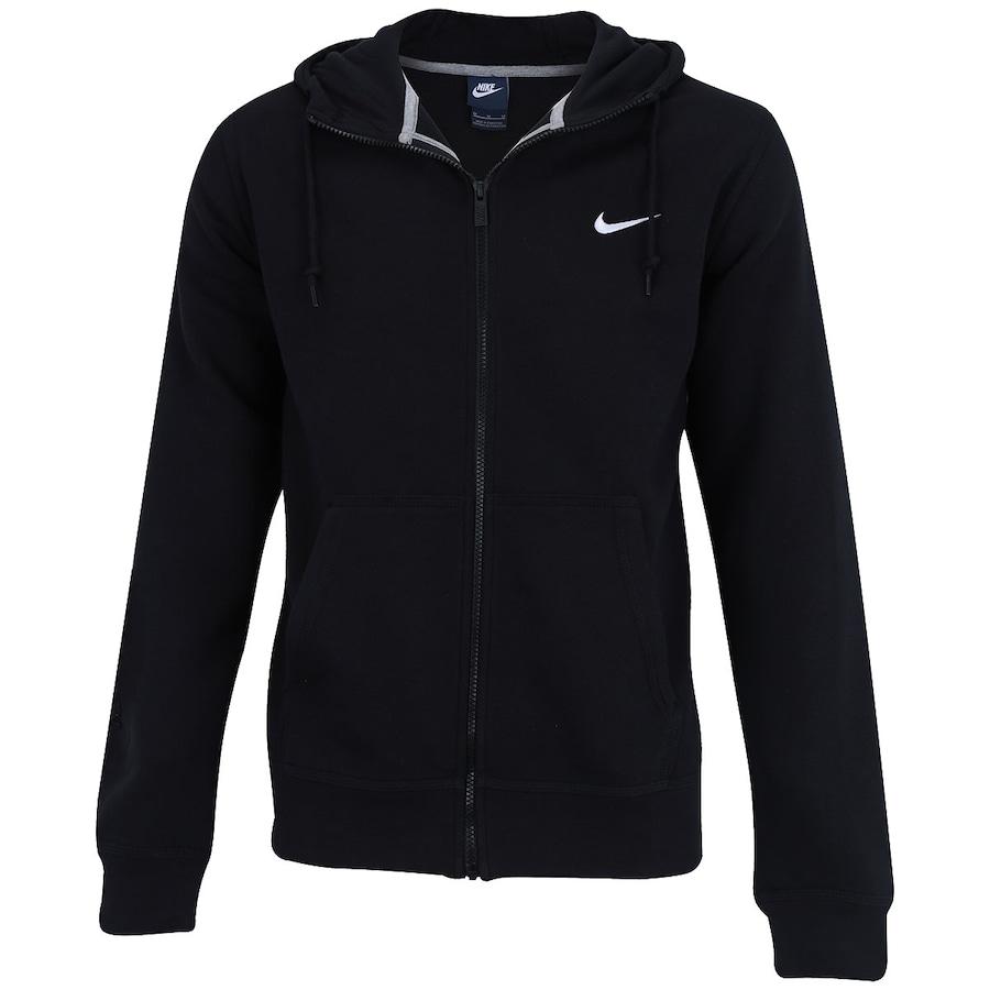 c2988846291 Jaqueta Nike Club FZ Hoody Swoosh - Masculina