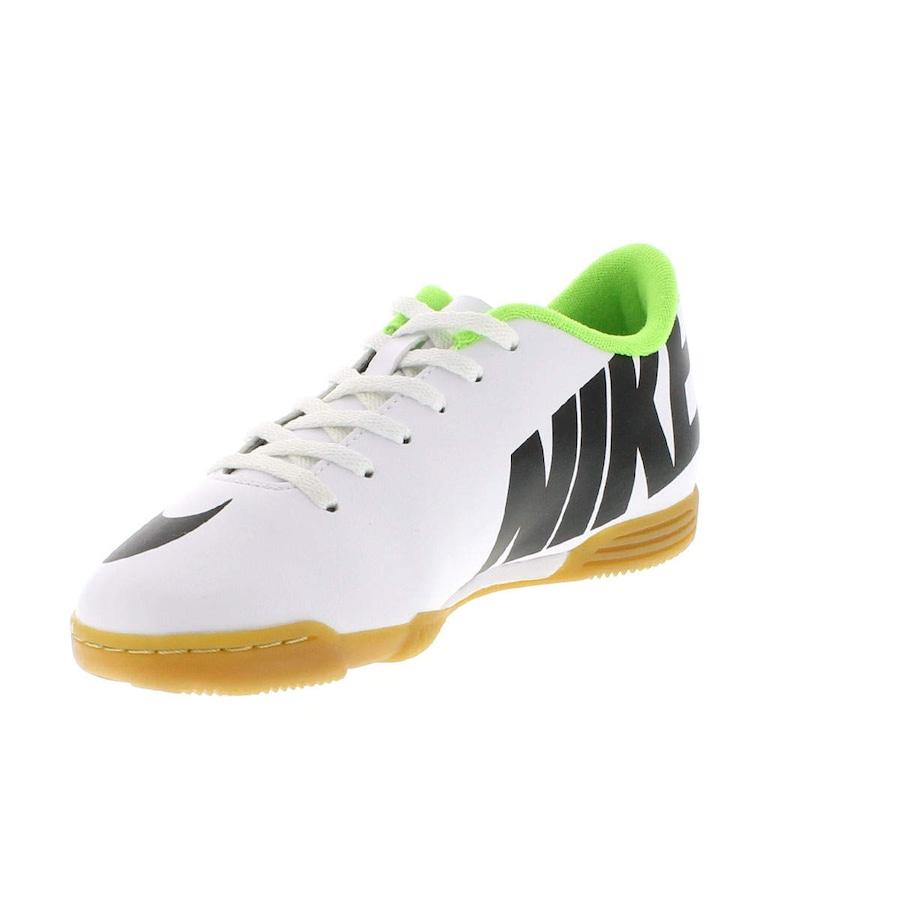 149dd532fb Chuteira Futsal Nike Mercurial Vortex IC - Infantil