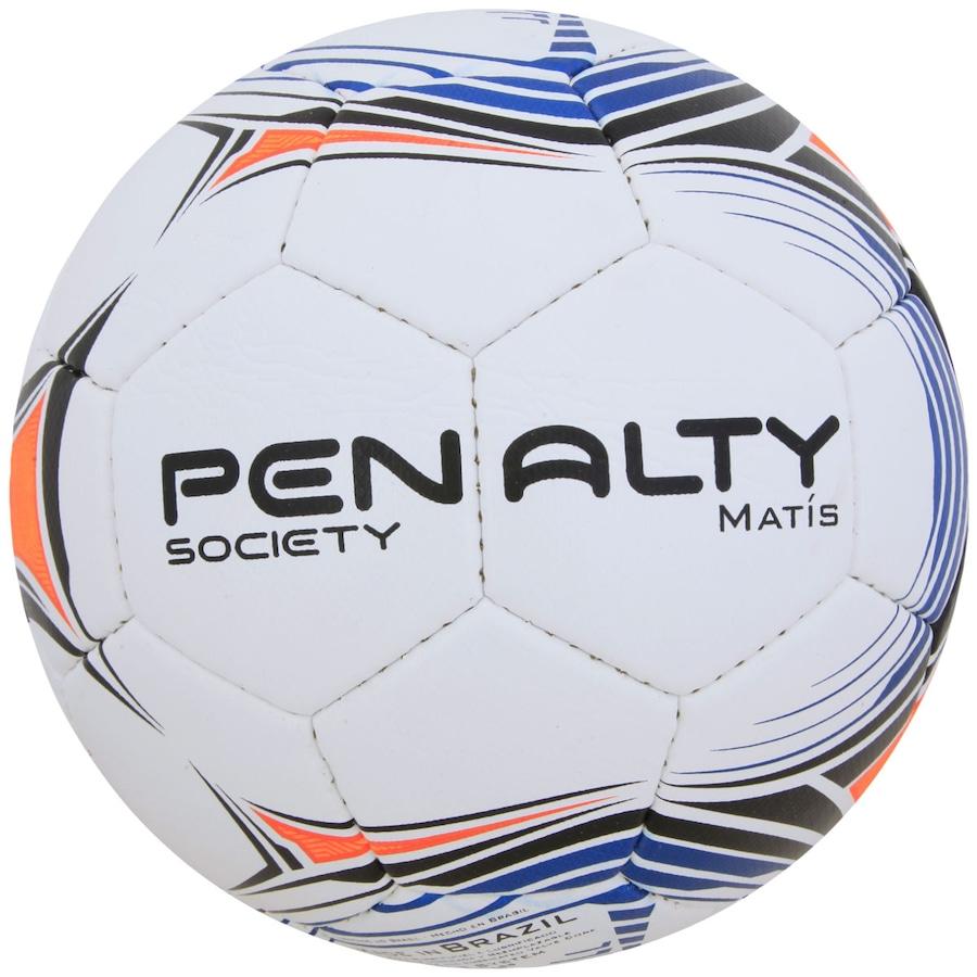 121da11c1d Bola de Futebol Society Penalty Matis