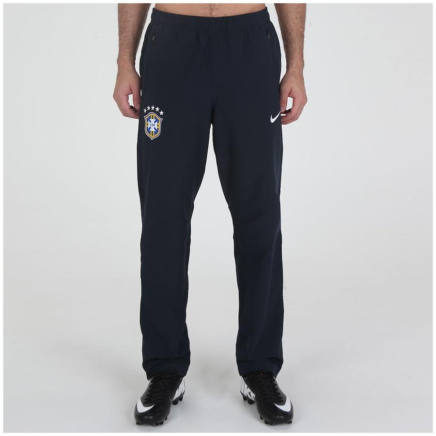 Calça Nike CBF Select SDLN Pant - Masculina 315d751238c24