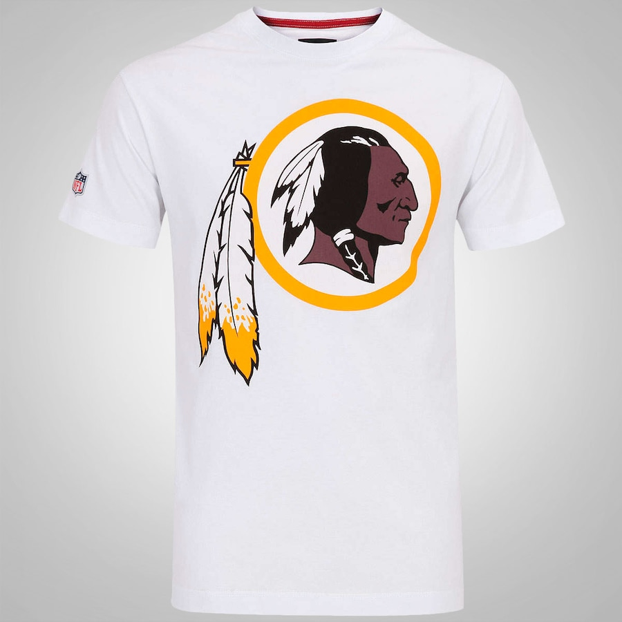 Camiseta New Era Washington Redskins - Masculina 2ea11181d499a