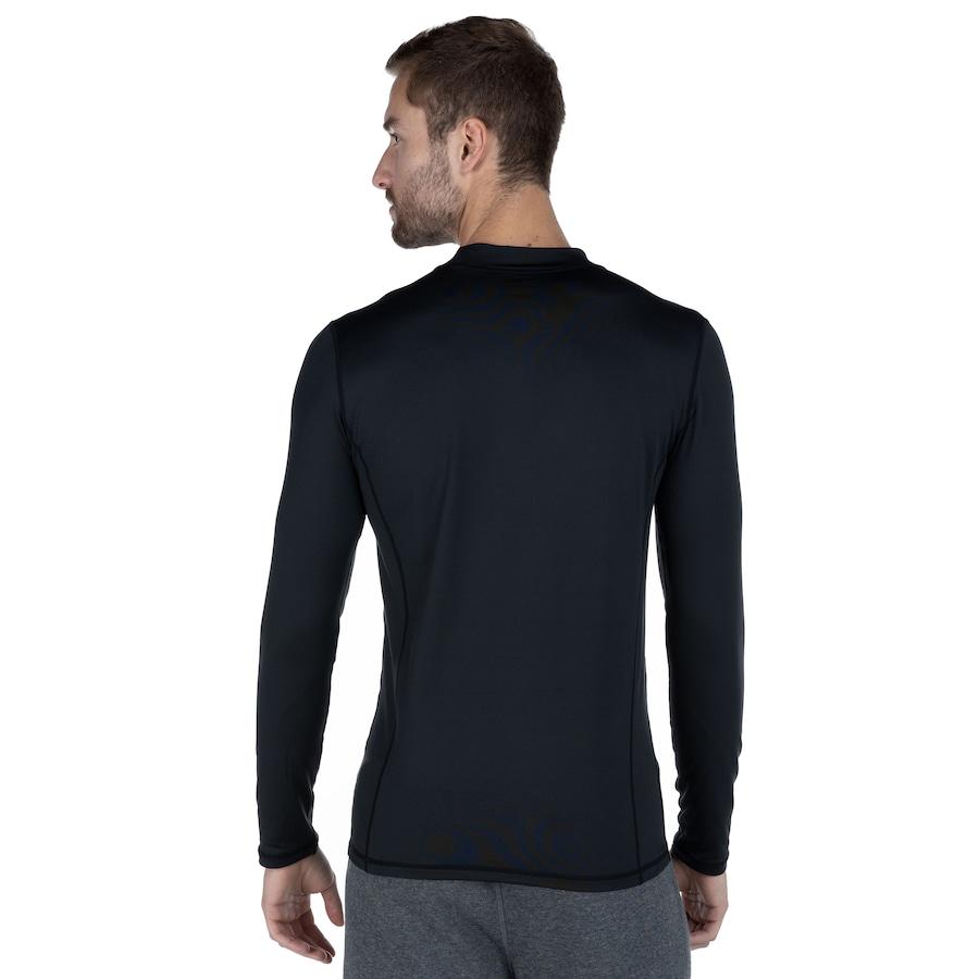 03e17ab9a2c7c Camisa Térmica Segunda Pele Manga Longa Nord Outdoor Under Confort -  Masculina