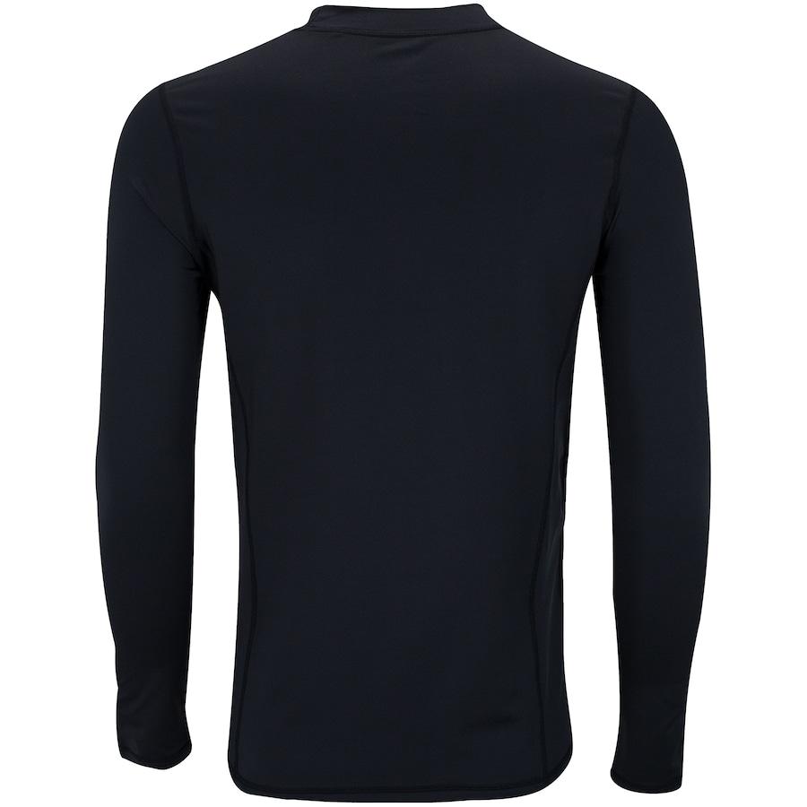 Camisa Térmica Segunda Pele Manga Longa Nord Outdoor Under Confort -  Masculina fec9ac495cae1